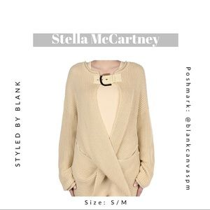 Stella McCartney Buckle Sweater (See Vid!)